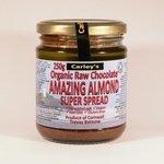 Biologische Chocolade amandel pasta - 250g