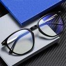 Blauw Licht Bril - Rond Model - Computerbril - Beeldschermbril - blauw licht filter bril - blue light glasses