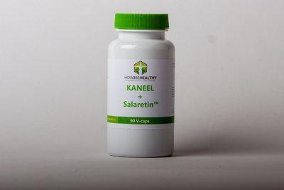 Kaneel en Salaretin - 90 capsules