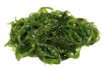 Biologisch raw wakame zeewier 125 gram