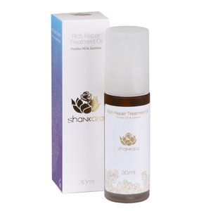 Shankara - Rich repair treatment oil - Foraha oil & Jasmine - 30ml