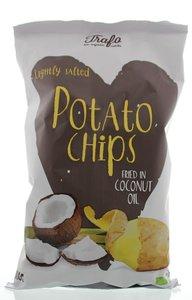 Trafo kokosolie gebakken chips - 100 gram