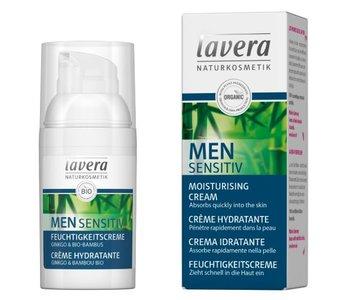 Lavera - Men Sensitiv moisturising cream - 30ml