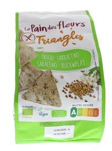 Pain Des Fleurs Triangles boekweit 50 gram