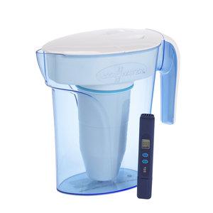 ZeroWater - 1,7 liter filterkan - met TDS meter