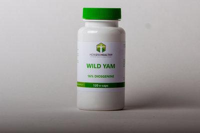 Wild Yam 16% Diosgenine