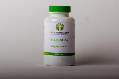 Probiotica Maagsap-resistent