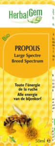 Propolis Breed Spectrum - BIO - Alle energie v/d bijenkorf - Herbalgem