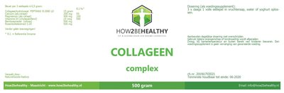 Collageen Complex - 500 gram