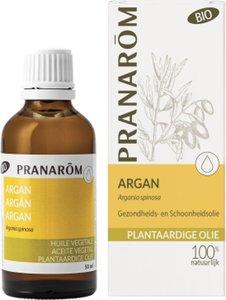 Pranarôm Argan Plantaardige Olie Bio 50ml