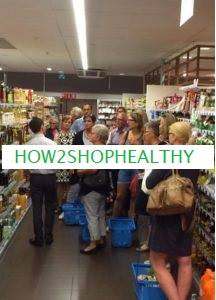 How2shophealthy - Rondleiding AH