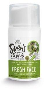 Sven's Island - Fresh Face 50ml