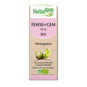 Fem50+gem Menopauze BIO 15ml
