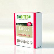 BioBites Kokos Chocolate chip koekjes 65 gram